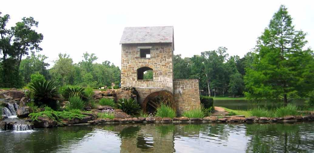 Old Mill Lake Pinehurst